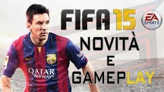 FIFA 15 novità e gameplay  - ITA