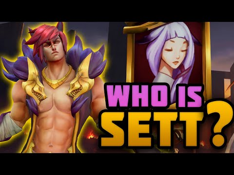 Who is Sett? - Lore Explained