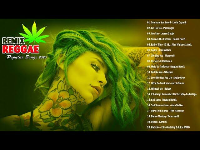 Hot 20 Reggae Music 2020 - New Reggae Remix Songs 2020 - Best Reggae Popular Songs 2020