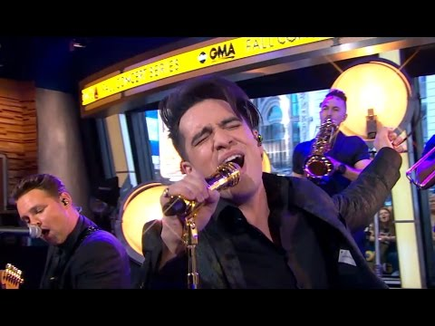Panic At the Disco - LA Devotee [LIVE GMA PERFORMANCE]