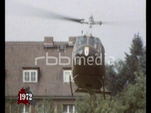 Berlin Steinstücken exclave, August 30, 1972