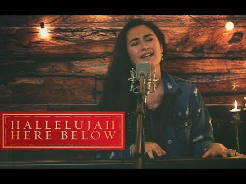 HALLELUJAH HERE BELOW // Elevation Worship (cover)