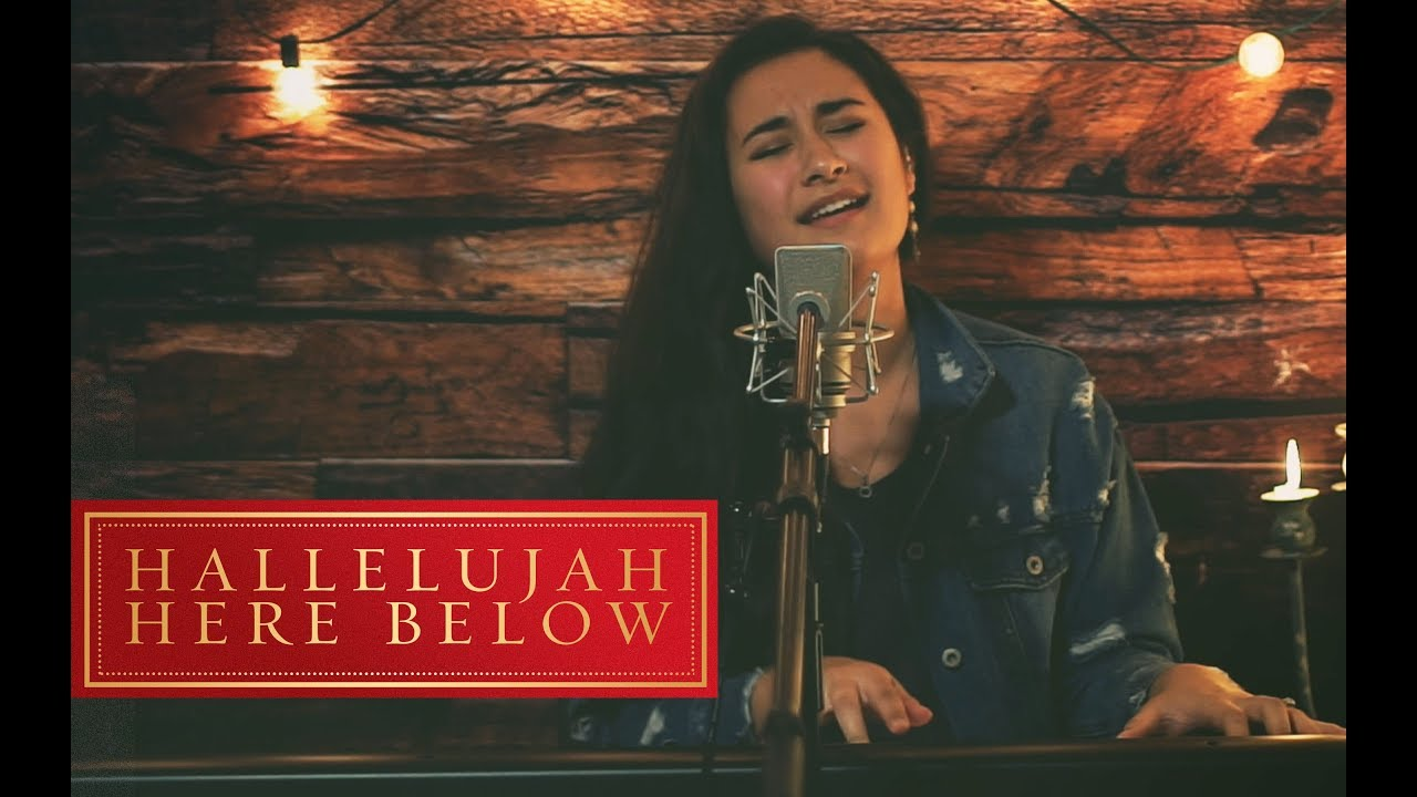 HALLELUJAH HERE BELOW // Elevation Worship (cover)