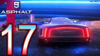 ASPHALT 9 Legends Switch Walkthrough - Part 17 - Chapter 2
