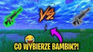 DZIEŃ Z ŻYCIA BAMBIKA W FORTNITE! #2