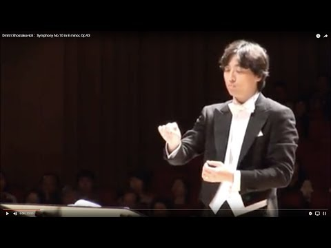 Dmitri Shostakovich:Symphony No.10 in E minor, Op.93