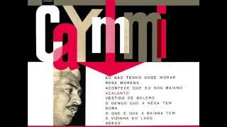 Dorival Caymmi - LP Eu Não Tenho Onde Morar - Album Completo/Full Album