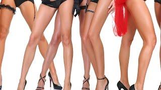 Упражнения для похудения ног и бедер от Галины Гроссманн
