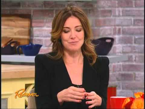 Christa Miller on Rachael Ray 2012