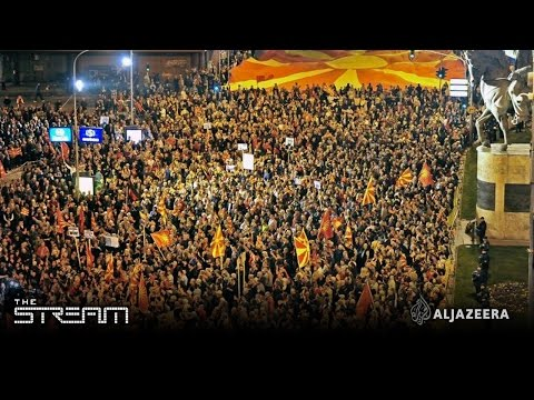 The Stream - Macedonia's political deadlock