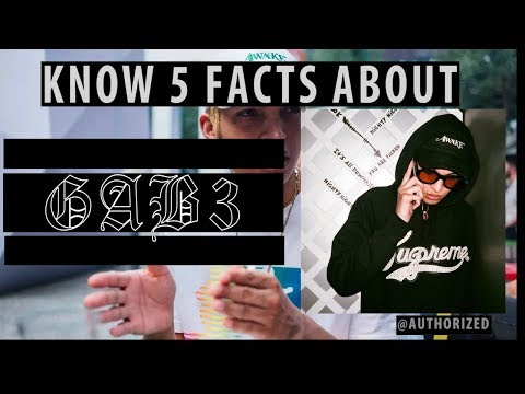 Know 5 Facts About: Gab3