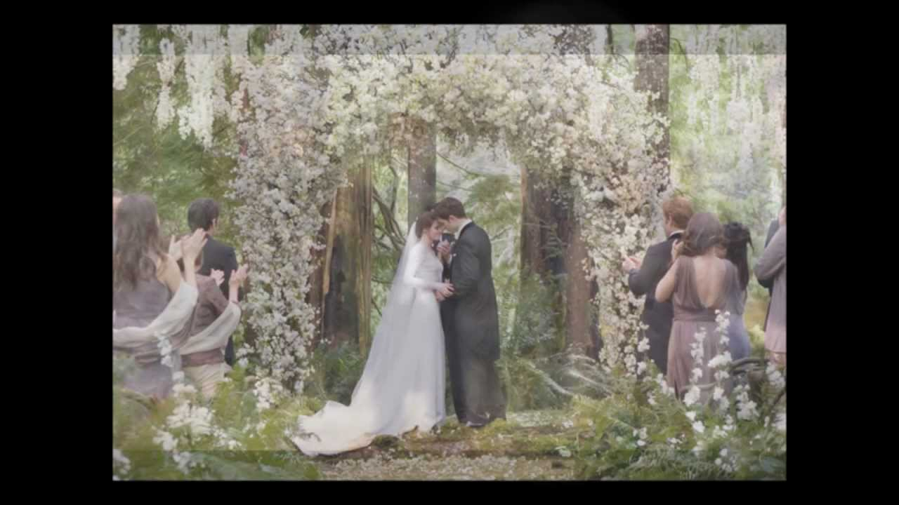 Bella and Edward ft. Wedding Song - YouTube