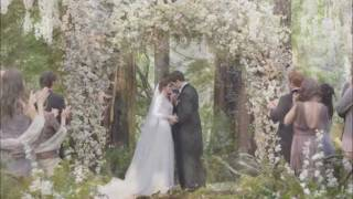 Bella and Edward ft. Wedding Song