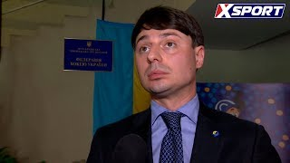 Георгий Зубко, вице-президент Федерации хоккея Украины. О дисквалификации Захарченко и Вариводы