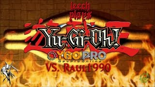 - REPLAY - leech plays Yu-Gi-Oh!Pro DevPro VS. Raul1990 - REPLAY - HD - DEUTSCH