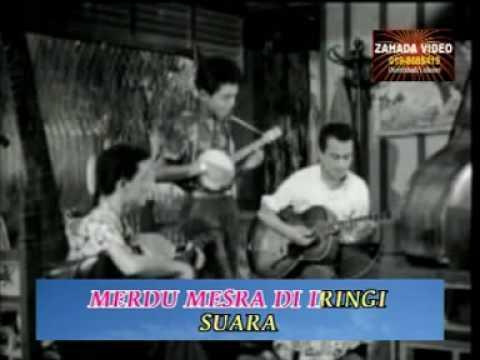 Kr ALUNAN BIOLA (KARAOKE) Lagu P.Ramlee petikan filem