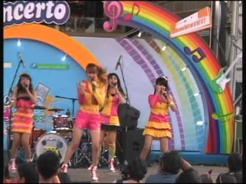 Super Girlies - Hip Hip Hura (Campina Concerto #MyMusicMyDance Grand Final 2012)