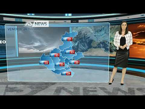 A3 NEWS METEO DOMANI   A3 NEWS Venezia 23/05/2019
