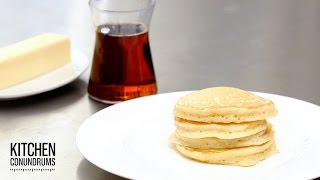 How to Make the Fluffiest Pancakes - Kitchen Conundrums with Thomas Joseph
