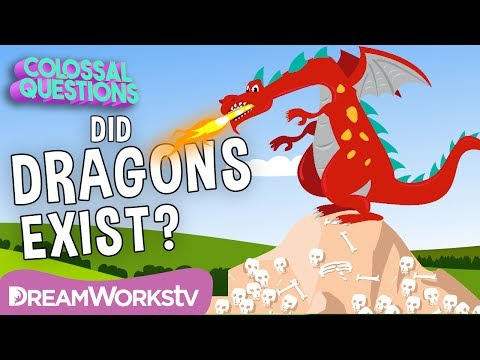 Did DRAGONS Ever Exist? | COLOSSAL QUESTIONS