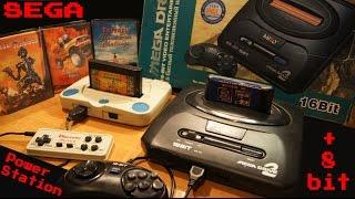 Реставрация Sega и Dendy купленных на AVITO (денди и сега всего за за 5$!)