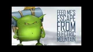 (HD Bass Boosted) Feed Me - Trapdoor feat. Hadouken 1080p