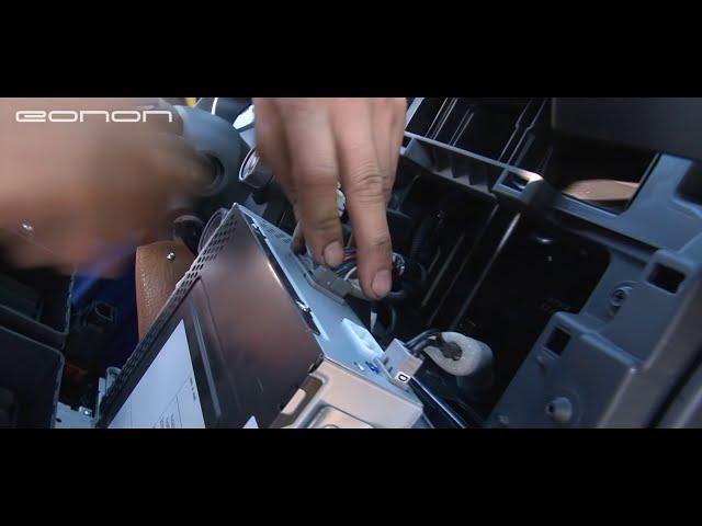 fit diy installation guide for eonon specific car dvd gps youtube eonon d2208 wiring diagram eonon wiring diagram #4