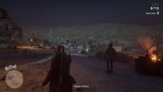 Red Dead redemption 2 Missions
