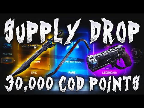 30,000 COD POINTS AND A WHOLE LOT OF RAGING