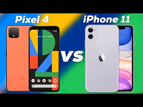 Pixel 4 vs iPhone 11: How to sell a Boring Phone RIGHT