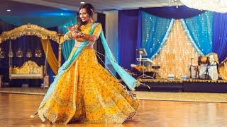 Bride & Sisters Sangeet Dance | Nainowale Ne | Deewani Mastani | Indian Wedding 2019