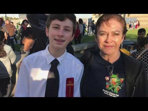 Nautilus Middle School WE-LAB 2017 Real VIDEO