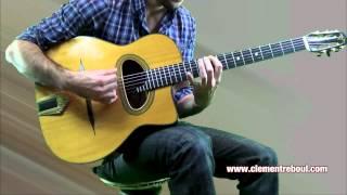 Chorus De Benoit Convert Sur Minor Swing - Clément Reboul