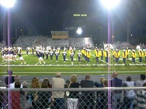 Naples High School Marching Band SHOW 2008 BABA O'REILLY ...