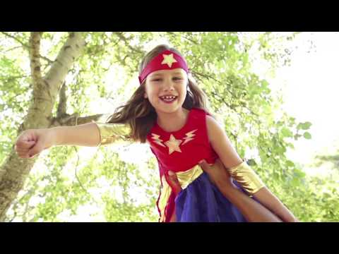 Marston Family Wonder Woman Museum Promo Video