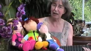 Josie, Josie or Joepi, Joepi - a Dutch circle game song