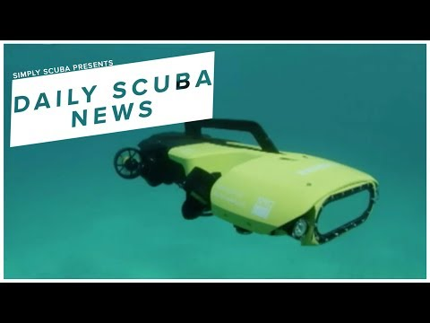Daily Scuba News - Robots Are Ready To Kill Crown Of Thorns Starfish