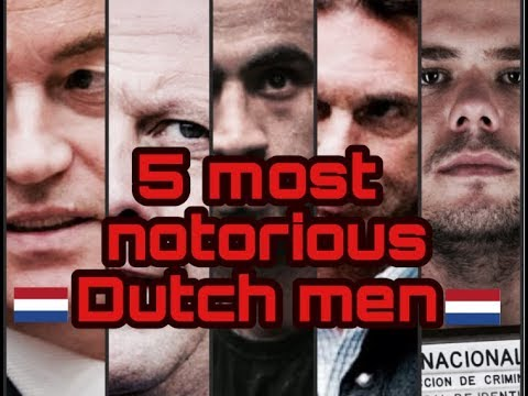 Hot dutch men