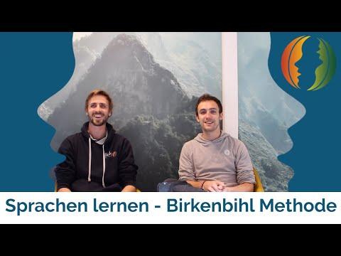 Sprachen lernen mit der Birkenbihl Methode
