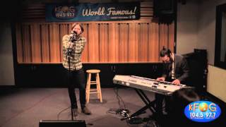 Death Cab for Cutie - Black Sun (Live on KFOG Radio)