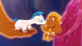 Zeus creates Pegasus (Disneys Hercules)
