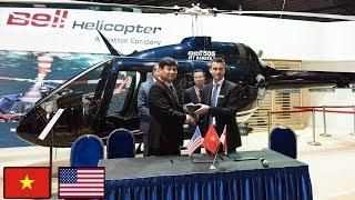 Tin vui: QĐND Việt Nam đã ký kết mua trực thăng Bell hiện đại nhất của Mỹ thumbnail