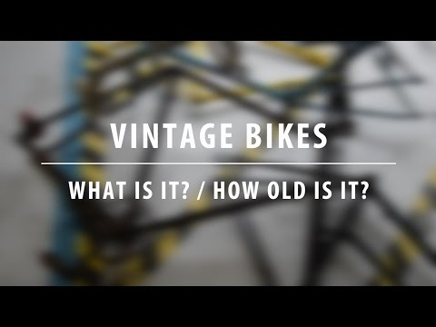 How To Identify Your Vintage British Bike / How Old Is My Bike? / What Make Is My Bike?