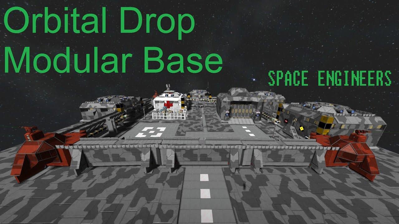 moon base space engineers - photo #13
