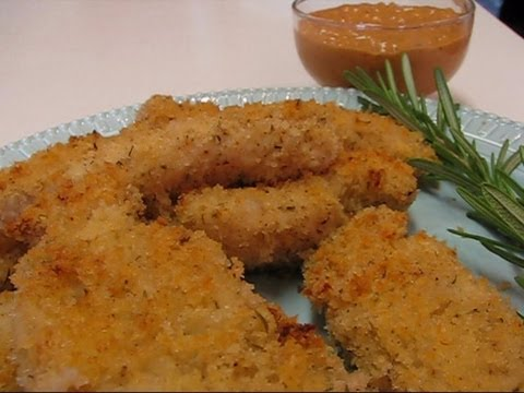Make Betty's Crispy Baked Chicken Tenders Pictures