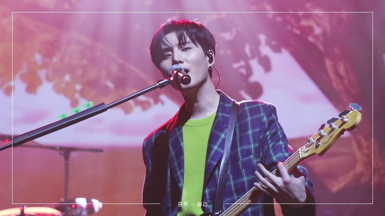 190127 DAY6 - I Loved You in Paris (YoungK Focus)