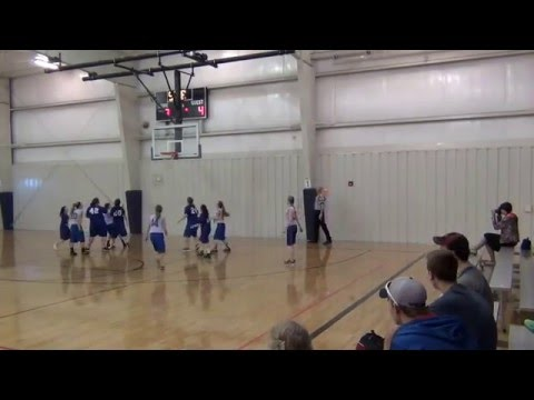 Northern Plains Christian Academy vs. Abilene Baptist Academy Girls Basketball Championship