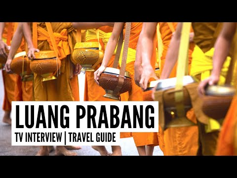 Luang Prabang Travel Guide - The Big Bus tour and travel guide