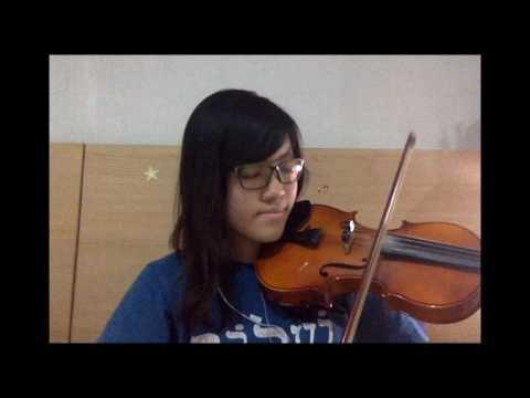 Selamat Ulang Tahun - Violin Cover