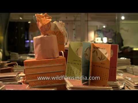 Bombay paperie, a premium paper boutique in Mumbai